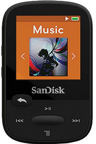 Sandisk Sansa clip Sport 4GB סאנדיסק נגן ספורט