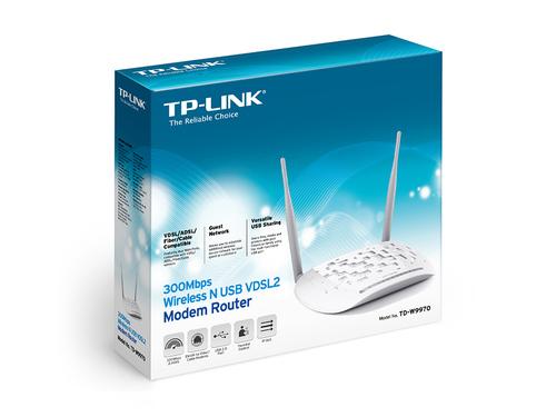 ראוטר TP-Link TD-W9970