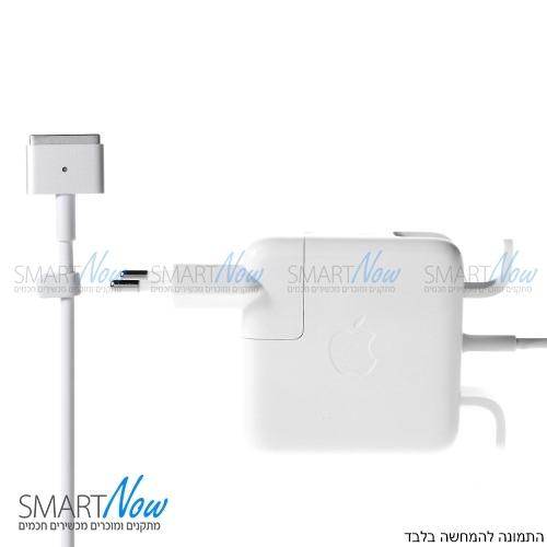 מטען מקבוק אייר מקורי 45W MagSafe 2 מטען למק MacBook Air Retina Display