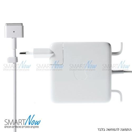 מטען מקבוק פרו מקורי 60W MagSafe 2 מטען למק MacBook Pro