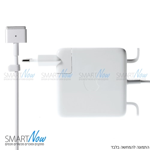 מטען מקבוק פרו מקורי 85W MagSafe 2 מטען למק MacBook Pro Retina Display