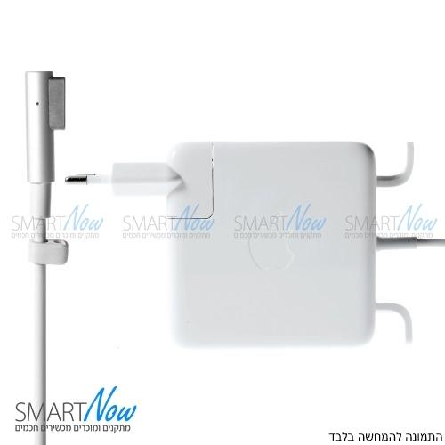 מטען מקבוק פרו מקורי 85W MagSafe 1 מטען למק MacBook Pro Retina Display