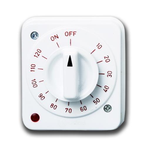 טיימר לדוד לקופסא 55 וויסבורד- Waisbord לוח + H טיימר 55 תחת הטיח 131039 המרובע  על הטיח