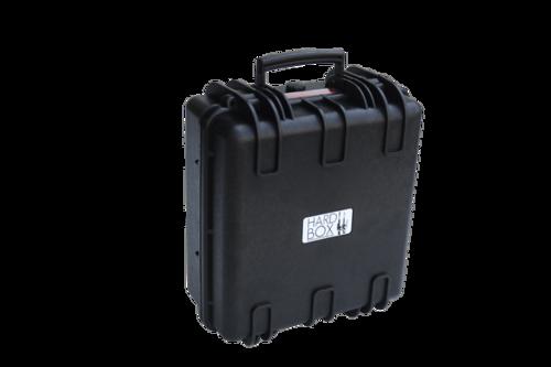 HARD BOX WPX-2 A ארגז מזוודה בתקן צבאי למצלמה נשק מחשב וציוד רגיש חסין מים