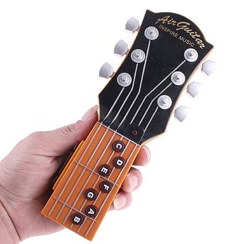 מיני גיטרה, לנגן באויר בלי מגע,