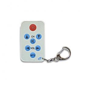 שלט אוניברסלי למחזיק מפתחות