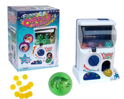 מכונת כדורי הפתעות לילדים