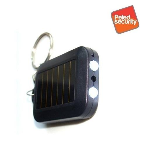 מצלמת ריגול זעירה מוסלקת בדמוי פנס סולרי דגם A200