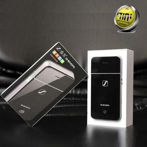 מכונת גילוח בצורת אייפון 4