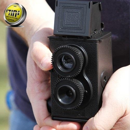 מצלמת רטרו להרכבה עצמית