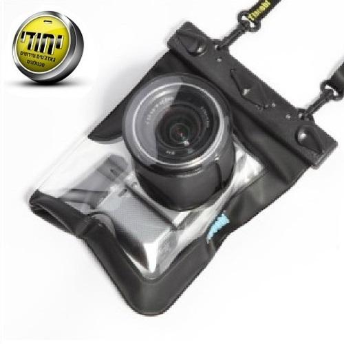 נרתיק מוגן מים למצלמת עם זום