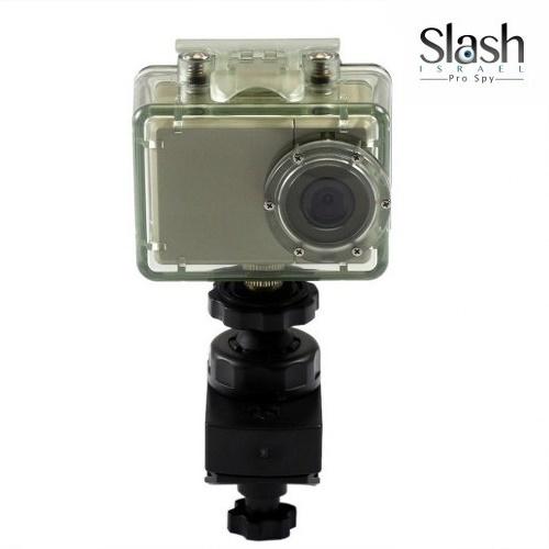 מצלמת ספורט אקסטרים עם מארז מוגן מים דגם MC990