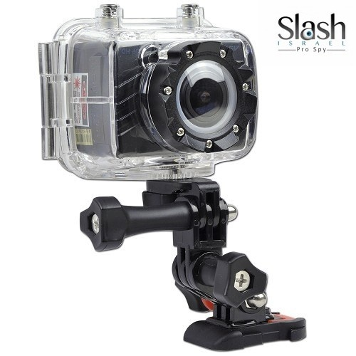 מצלמת ספורט אקסטרים ברזולוציית HD ומסך מגע דגם MC900