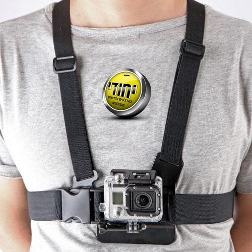 רצועות גוף, לתפיסה ושימוש במצלמת גו פרו/GO PRO על הגוף, דגם GP27S
