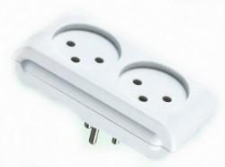 מכשיר האזנה מקצועי במפצל חשמל