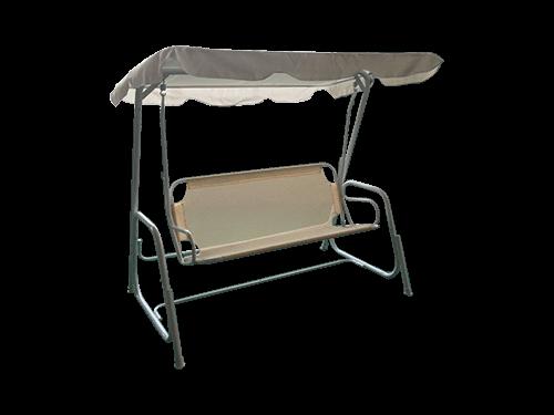 נדנדה 3 מושבים מפנקת איכותית של קמפטאון