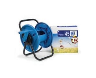 גלגלת סטאר כחולה מתאים לצינור עד 45 מטר