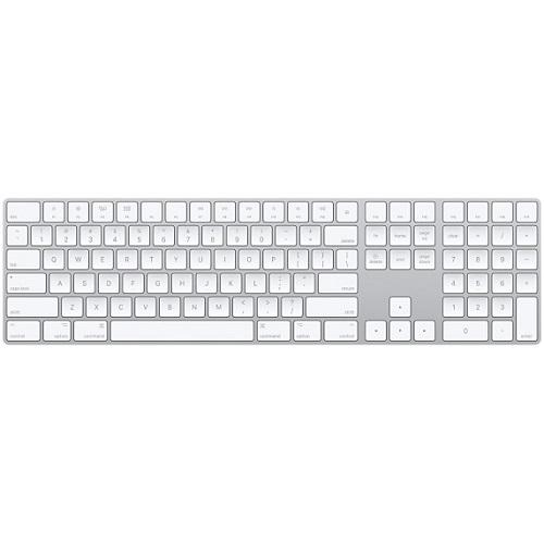 Apple Keyboard with numeric keypad – Hebrew