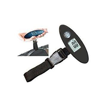משקל מזוודה נייד קל ונוח בעל צג דיגיטלי