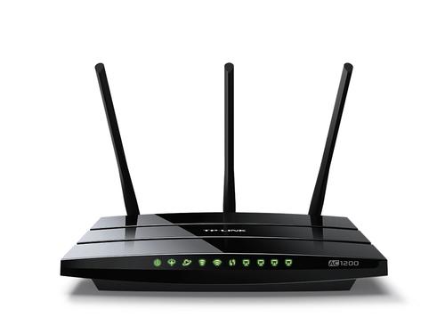ראוטר / נתב אלחוטי+מודם  Modem RouterTP-Link Archer VR400 VR 400 AC1200 Wireless Gigabit VDSL/ADSL