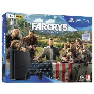 PS4 SLIM 1T FAR CRY 5 Bundle Sony