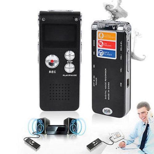 מגניב ביותר מכשיר הקלטה טייפ מנהלים מקליט שיחות איכותי להקלטת קול ושמע באופן MA-31