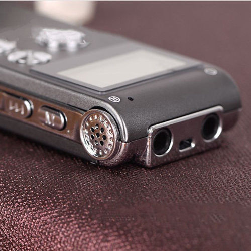 האחרון מכשיר הקלטה טייפ מנהלים מקליט שיחות איכותי להקלטת קול ושמע באופן CU-59