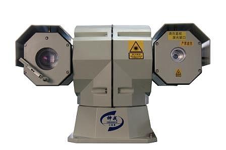 מצלמת ראיית לילה לייזר SHR-VLV312