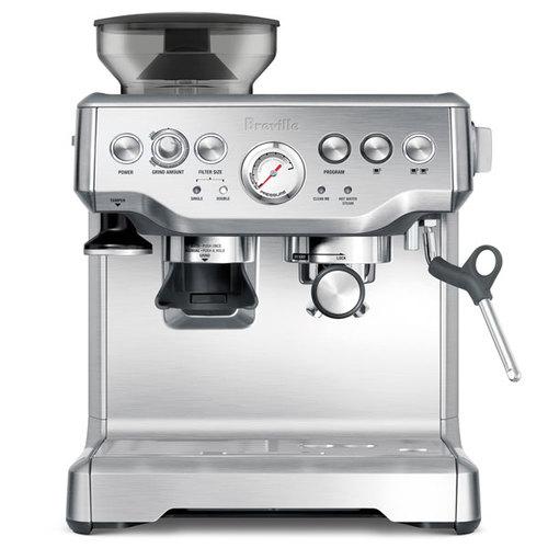 מכונת קפה מקצועית Breville BES870 - חגיגות השנה החדשה