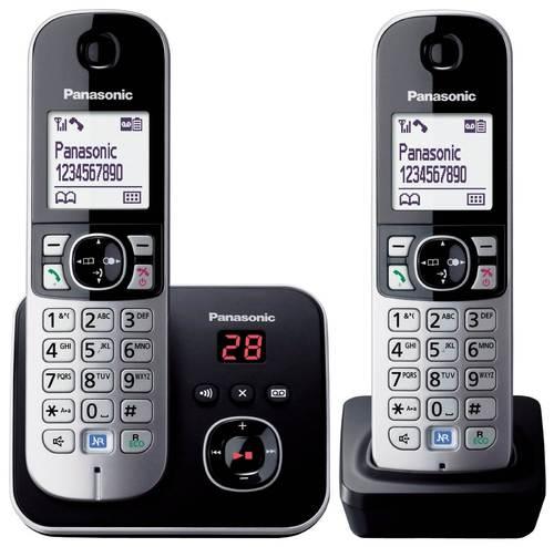 מצטיין Panasonic KXTG6822שנתיים אחריות עברית פנסוניק - Panasonic VI-81