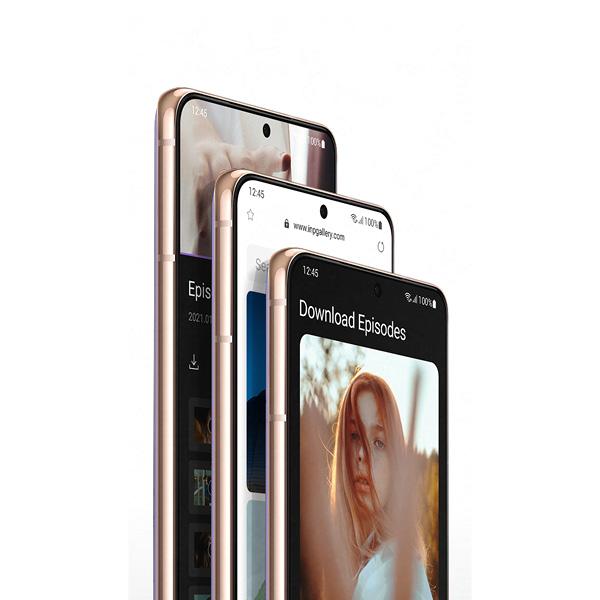 Samsung Galaxy S21, גלקסי S21 - דינמיקה64