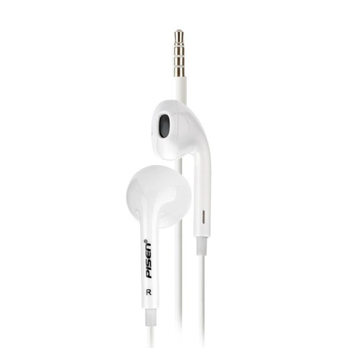 אוזניות מקצועיות G201 עם טכנולוגיית HIFI Stereo לאייפון אייפד ואייפוד iPhone iPad iPod מבית PISEN