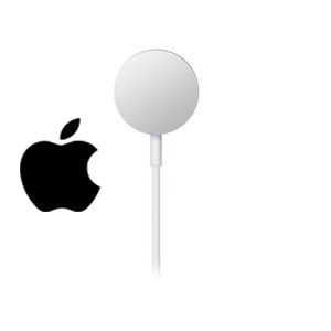 כבל טעינה מקורי ל- Apple Watch Magnetic Charging Cable 1M דגם MKLG2AM/A