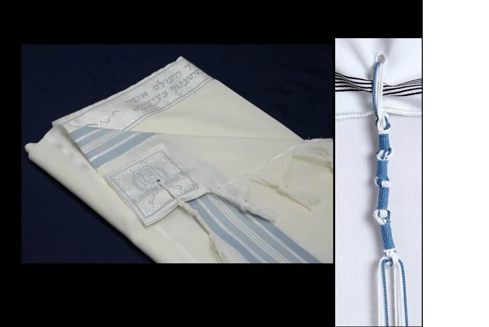 Maalot Blue & Silver 7-8-11-13