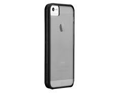 Case-Mate Haze iPhone 5S - Black