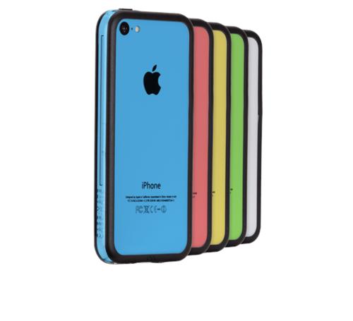 Case-Mate Hula Bumper iPhone 5C - Black