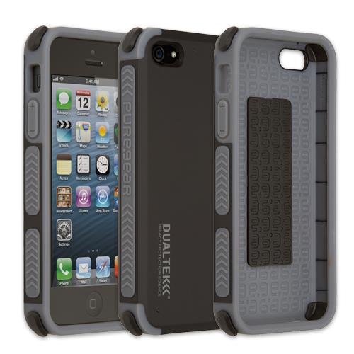 DualTek Extreme- Black- iPhone 5s/5c