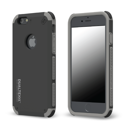 DualTek Black iPhone 6s/6