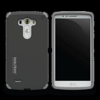 DualTek  LG G3 Black