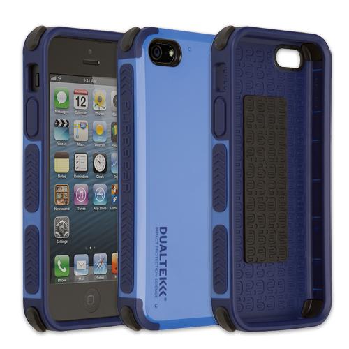DualTek Extreme  - Blue - iPhone 5