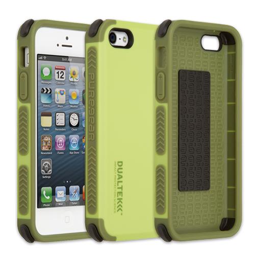 DualTek Extreme  - Green - iPhone 5