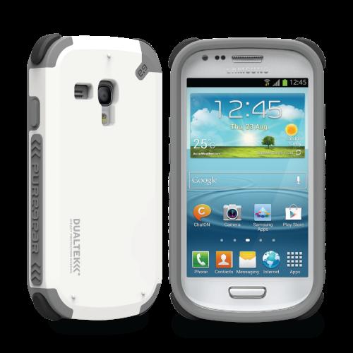 DualTek Galaxy S3 Mini - Arctic White
