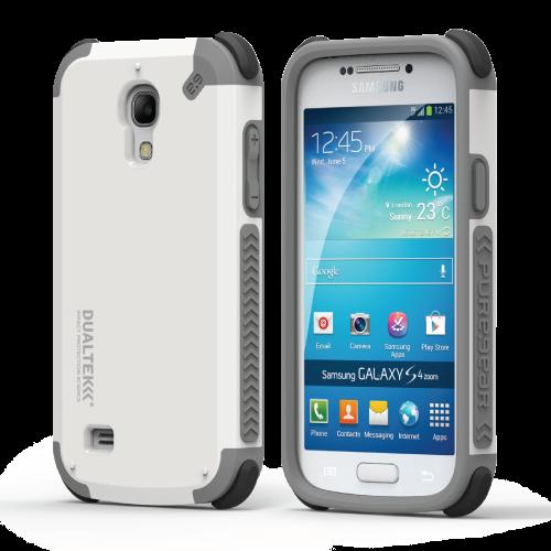 DualTek Galaxy S4 Mini - Arctic White