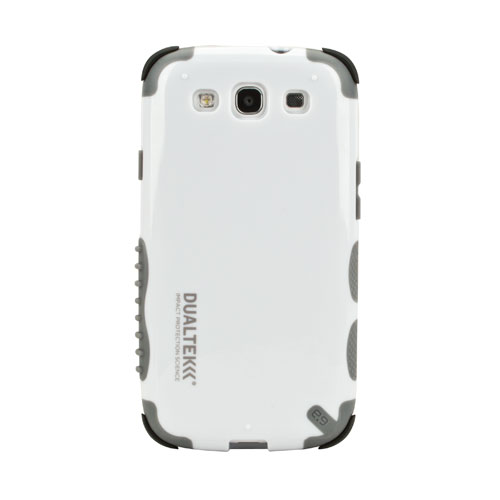 DualTek Extreme Impact Case - White - GS3