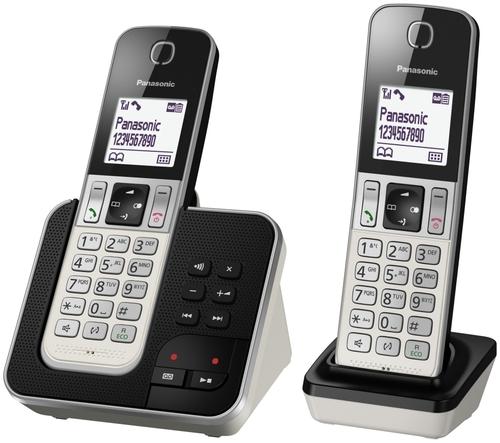 טוב מאוד Panasonic KX-TGD322שנתיים אחריות עברית פנסוניק - Panasonic AA-28